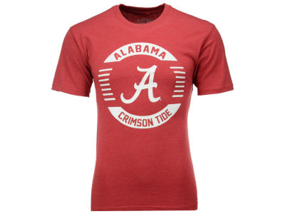 Alabama Crimson Tide NCAA Men's Circle Logo T-Shirt