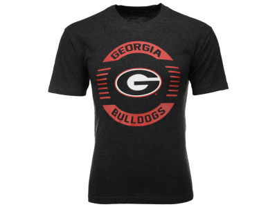 Georgia Bulldogs NCAA Men's Circle Logo T-Shirt