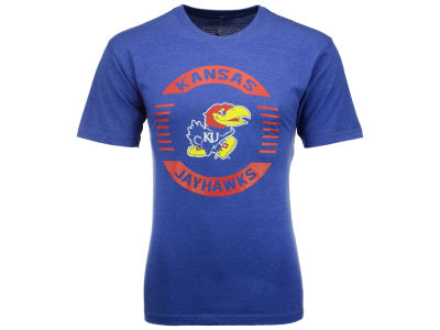 Kansas Jayhawks NCAA Men's Circle Logo T-Shirt