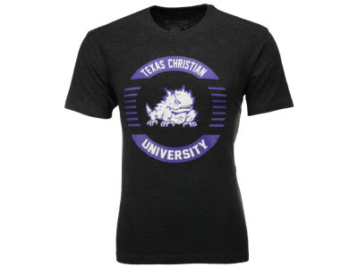 Texas Christian Horned Frogs NCAA Men's Circle Logo T-Shirt