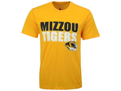 Missouri Tigers NCAA Men's Wordmark Stack T-Shirt