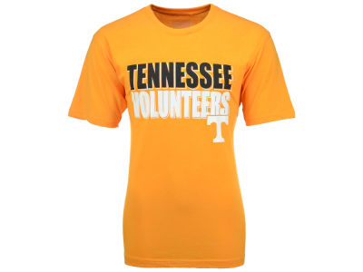 Tennessee Volunteers NCAA Men's Wordmark Stack T-Shirt