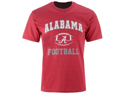 Alabama Crimson Tide NCAA Men's Football Arch Logo T-Shirt