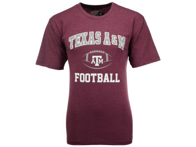 Texas A&M Aggies NCAA Men's Football Arch Logo T-Shirt