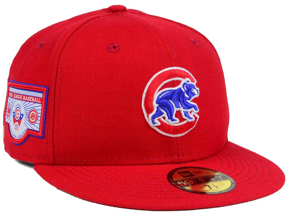 67b97dab717 ... best price chicago cubs new era mlb banner patch 2.0 59fifty cap d61c6  09bb5
