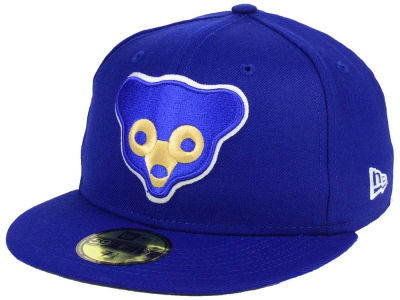 Chicago Cubs New Era MLB Banner Patch 2.0 59FIFTY Cap