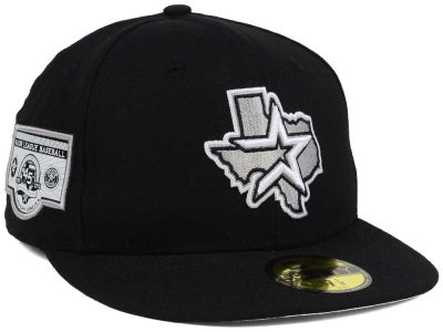 Houston Astros New Era MLB Banner Patch 2.0 59FIFTY Cap