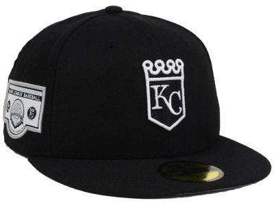 Kansas City Royals New Era MLB Banner Patch 2.0 59FIFTY Cap