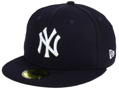 New York Yankees New Era MLB Banner Patch 2.0 59FIFTY Cap