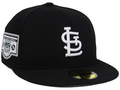 St. Louis Cardinals New Era MLB Banner Patch 2.0 59FIFTY Cap