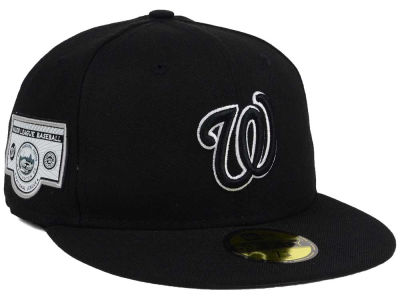 Washington Nationals New Era MLB Banner Patch 2.0 59FIFTY Cap