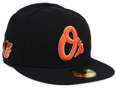 Baltimore Orioles New Era MLB Pintastic 59FIFTY Cap