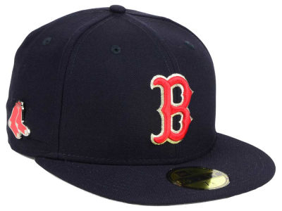 Boston Red Sox New Era MLB Pintastic 59FIFTY Cap