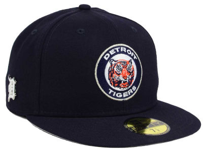 Detroit Tigers New Era MLB Pintastic 59FIFTY Cap