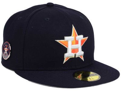 Houston Astros New Era MLB Pintastic 59FIFTY Cap