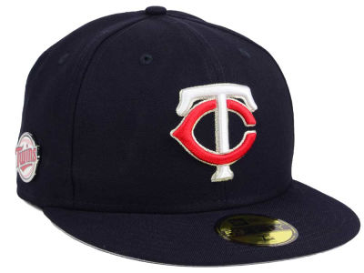 Minnesota Twins New Era MLB Pintastic 59FIFTY Cap