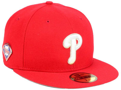 Philadelphia Phillies New Era MLB Pintastic 59FIFTY Cap