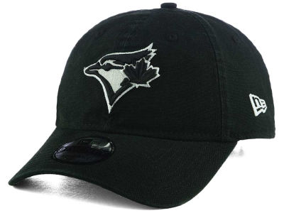Toronto Blue Jays New Era MLB Core Classic Black Adjustable Cap