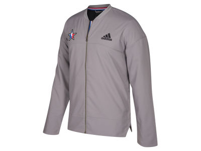 NBA All Star adidas NBA Men's All Star On Court Full Zip Jacket
