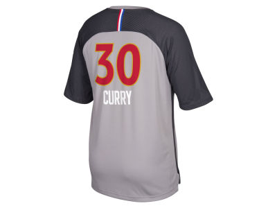 NBA All Star Stephen Curry adidas NBA Men's All Star Game Player Shooter Shirt