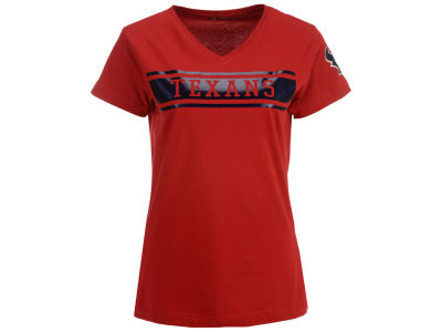 Houston Texans 5th & Ocean NFL Women's Touchback T-Shirt