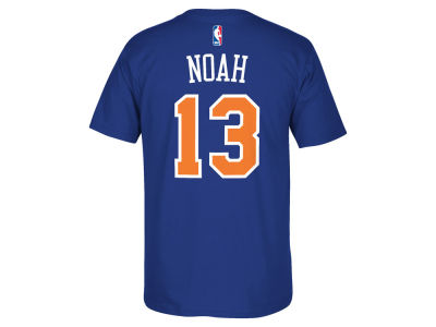 New York Knicks Joakim Noah adidas NBA Men's Player T-Shirt