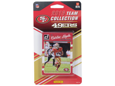 San Francisco 49ers 2016 NFL Team Card Set
