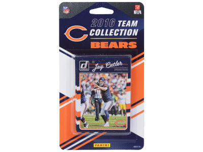 Chicago Bears 2016 NFL Team Card Set