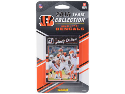 Cincinnati Bengals 2016 NFL Team Card Set