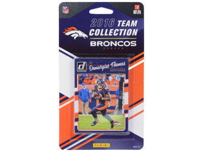 Denver Broncos 2016 NFL Team Card Set