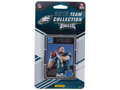 Philadelphia Eagles 2016 NFL Team Card Set