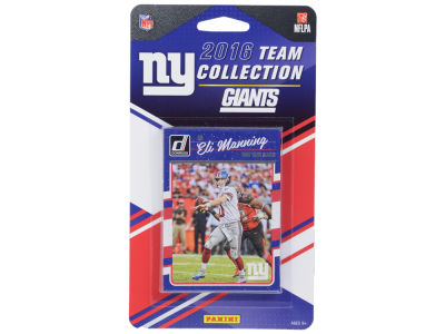 New York Giants 2016 NFL Team Card Set