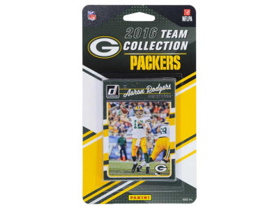 Green Bay Packers 2016 NFL Team Card Set