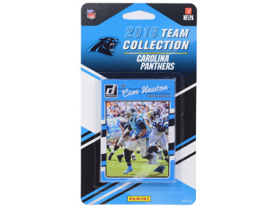 Carolina Panthers 2016 NFL Team Card Set