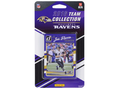 Baltimore Ravens 2016 NFL Team Card Set