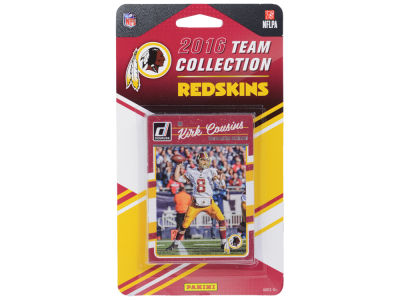 Washington Redskins 2016 NFL Team Card Set