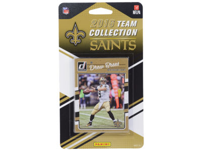 New Orleans Saints 2016 NFL Team Card Set
