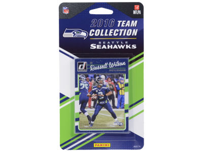 Seattle Seahawks 2016 NFL Team Card Set