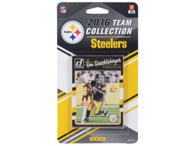 Pittsburgh Steelers 2016 NFL Team Card Set
