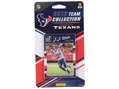 Houston Texans 2016 NFL Team Card Set