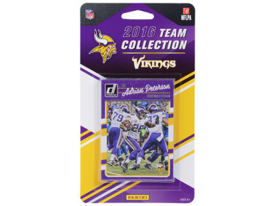 Minnesota Vikings 2016 NFL Team Card Set