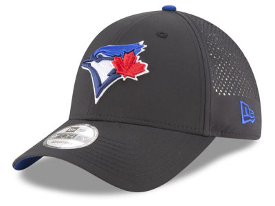 Toronto Blue Jays New Era MLB Perf Pivot 9FORTY Adjustable Cap