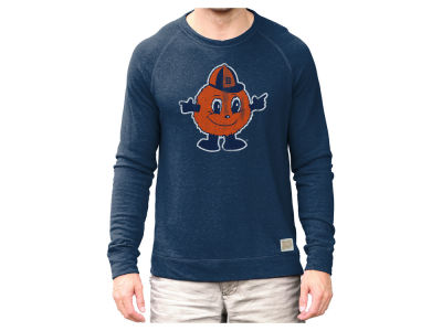 Syracuse Orange Retro Brand NCAA Men's Quad Crew Sweatshirt