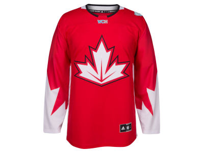 Canada Hockey adidas Team Hockey Men's World Cup Of Hockey Premier Jersey
