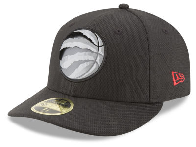 Toronto Raptors New Era NBA Bevel Team Low Profile 59FIFTY Cap