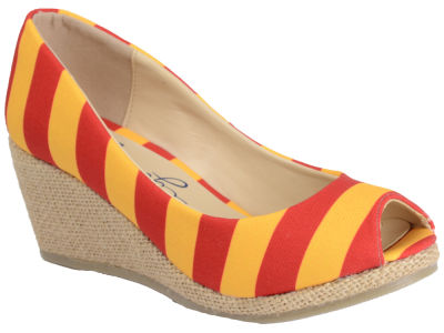 Iowa State Cyclones Baby Fanatic NCAA Stripe Wedges