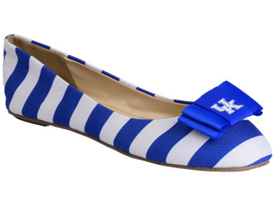 Kentucky Wildcats NCAA Stripe Flats