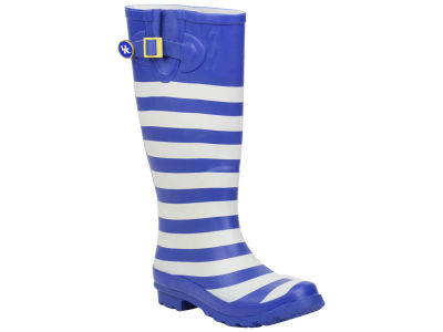 Kentucky Wildcats NCAA Stripe Rainboots