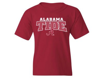Alabama Crimson Tide NCAA Youth Mesh Graphic T-Shirt