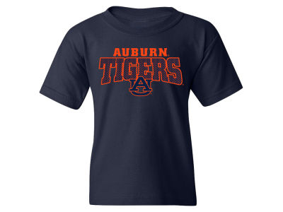 Auburn Tigers MYU NCAA Youth Mesh Graphic T-Shirt